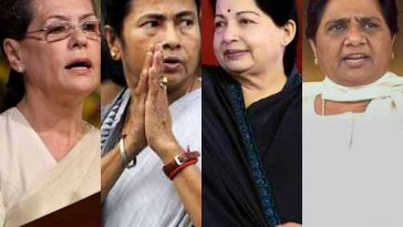 powerful women in Indian politics